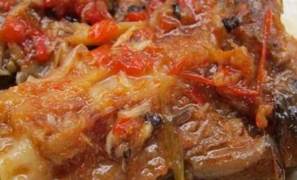 Tumis Tulang Ikan Asin Jambal Roti
