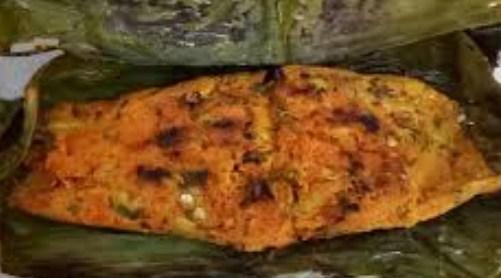 Pepes Ikan Teri